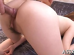 anal blowjob fucking hardcore asian hairy japanese small tits spooning