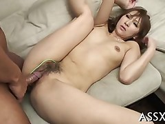 fucking asian toy trimmed