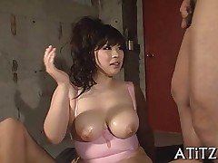 big tits blowjob asian japanese
