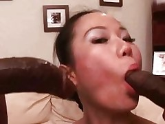 niya yu interracial group sex asian chinese facials
