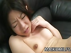 shizuka saeki nice looking japan mother fuck pounding youthful pecker