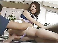 japanese housewife caught cheating asian boobs creampie