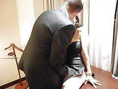 eastern wife loaned boss amateur asian cuckold interracial