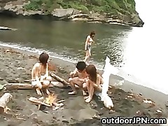 arisa kanno eastern allies part1 asian babe japanese outdoor public
