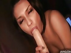 clammy maria ozawa uses lights sex tool cram vagina amateur