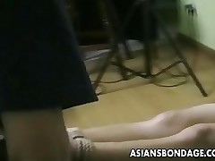 teen japanese roped dom tense asiansbondage jav bondage bdsm tied