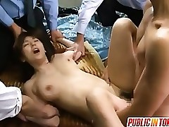 yuma asami attains owned asian group sex hardcore milf