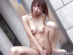 japanese pov masturbates japan asia asian babe babes hd outdoor