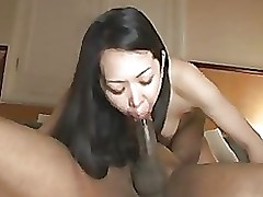 japanese hotty swarthy fuck black
