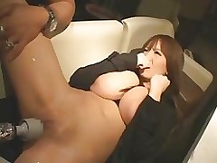 hitomi tanaka japanese pretty outstanding asian babe boobs blowjob outdoor