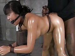 oiled oriental fixed bred asian bdsm creampie hardcore interracial