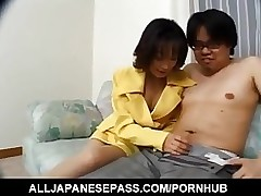 yuka takahashi takes whilst swallowing rod acquire ball cream alljapanesepass