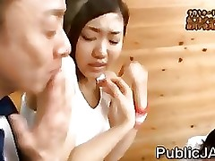 passionate educator copulates prettiest student tummy others japanese jav asian