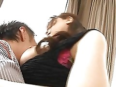 curvy anri okita teases pending amp 180 screwed roughly cumshot