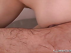 lusty eastern raina enjoys wild shower room amateur blowjob cumshot