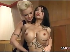 breasty oriental doctor office boobs asian fucks patient lesbo tattoo