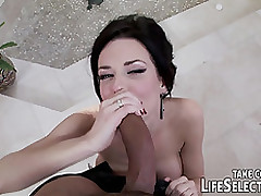 voodoo helps chicks pov hardcore tits blowjob facial fetish fingering