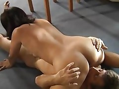 chinese milf housewife penetrated wonderful men plus female asian threesome