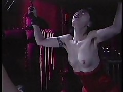 lesbo fuck play control watched double voyeurs bdsm brunettes latex